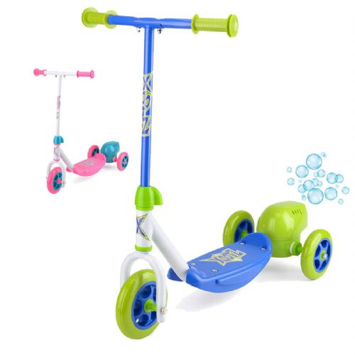 Bubble Scooter Blue Xootz Ride On
